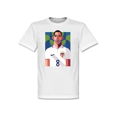アメリカ代表 クリント・デンプシー Tシャツ SOCCER プレイメーカー ホワイト