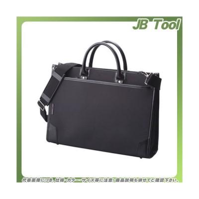 クラウン ビジネスバッグ 黒 CR-BB722-B