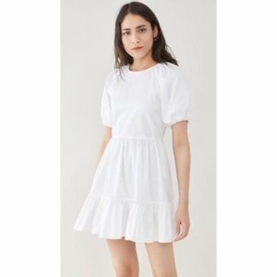 グラマラス Glamorous レディース ワンピース ワンピース・ドレス Dress White