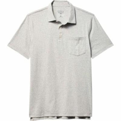 ノーマルブランド The Normal Brand メンズ ポロシャツ トップス Active Puremeso Polo Grey