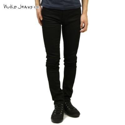 ヌーディージーンズ ジーンズ メンズ 正規販売店 Nudie Jeans ジーパン  シンフィン THIN FINN JEANS DRY EVER BLACK 792 1126940