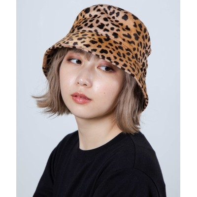WEGO / WEGO/ダルメシアンバケットハット WOMEN 帽子 > ハット
