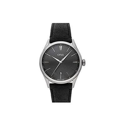 海外輸入品Oris Artelier Mechanical(Automatic) Grey Dial Watch 01 733 7721 4053-07 5 2
