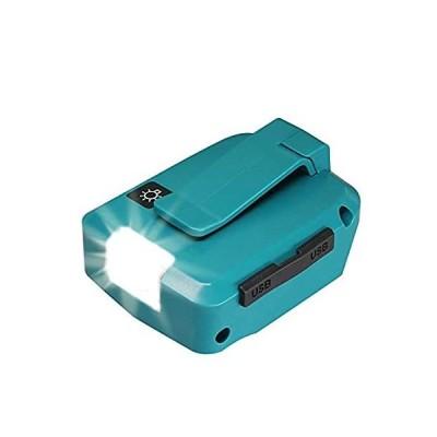 (新品)  ADP05 USB Power Adapter for Makita BL1860 BL1460 Replacement ADP05 14.4V/18