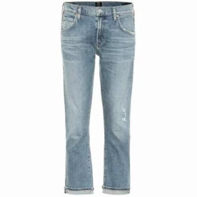 シチズン ジーンズ・デニム Emerson low-rise boyfriend jeans marina