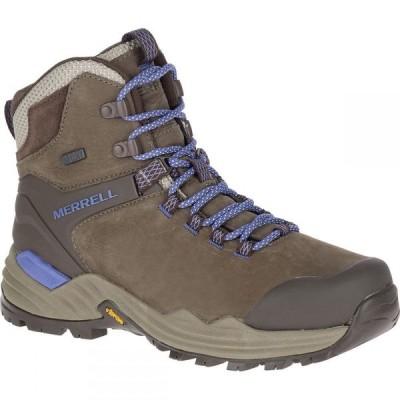 メレル Merrell レディース ハイキング・登山 ブーツ シューズ・靴 Phaserbound 2 Tall Waterproof Backpacking Boot Boulder