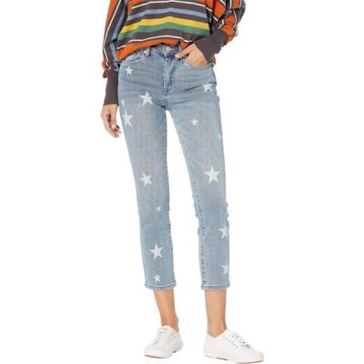 ブランクニューヨーク Blank NYC レディース ジーンズ・デニム Madison High-Rise Crop Star Detailed Skinny Jeans in Ever After Ever After