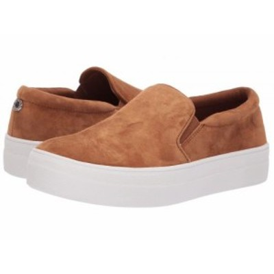 Steve Madden スティーブマデン レディース 女性用 シューズ 靴 スニーカー 運動靴 Gills Sneaker Chestnut Suede【送料無料】