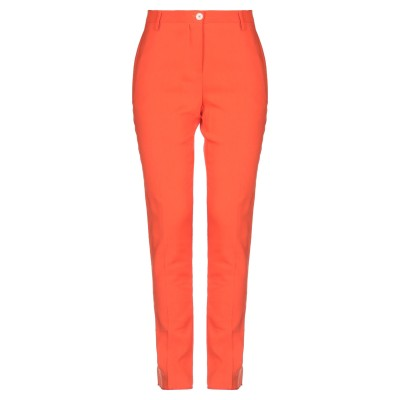 ブライアン デールズ BRIAN DALES パンツ オレンジ 40 コットン 58% / レーヨン 39% / ポリウレタン 3% パンツ