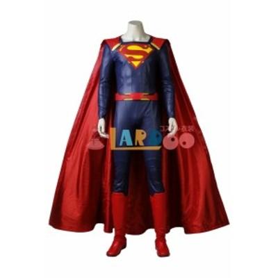 スーパーガール シーズン2 スーパーマン クラーク?ケント コスプレ衣装[3927]