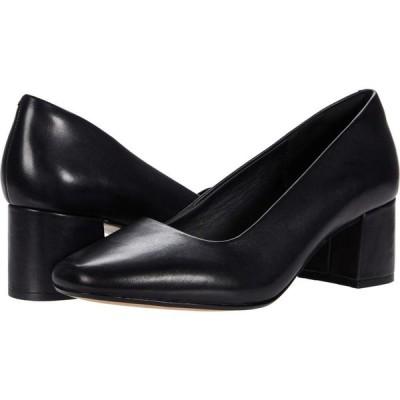 クラークス Clarks レディース シューズ・靴 Sheer Rose 2 Black Leather