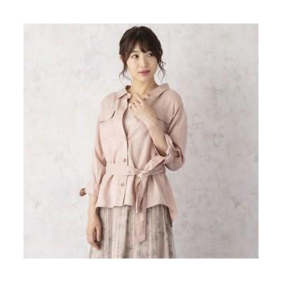 Rose Tiara / ローズティアラ テレデランシャツジャケット