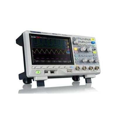 SIGLENT SDS1204X-E 4ch 200MHz 1GSa/s オシロスコープメーカー正規品日本語説明書ダウンロード