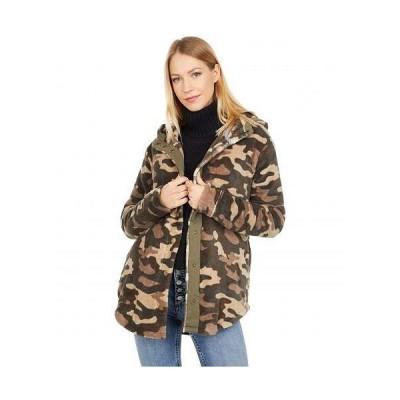 Volcom ヴォルコム レディース 女性用 ファッション アウター ジャケット コート カジュアルジャケット Under Wrapz Jacket - Camouflage