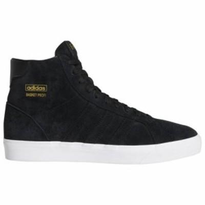 (取寄)アディダス メンズ スニーカー シューズ オリジナルス バスケット プロフィア  Men's Shoes adidas Originals Basket Profi  Black