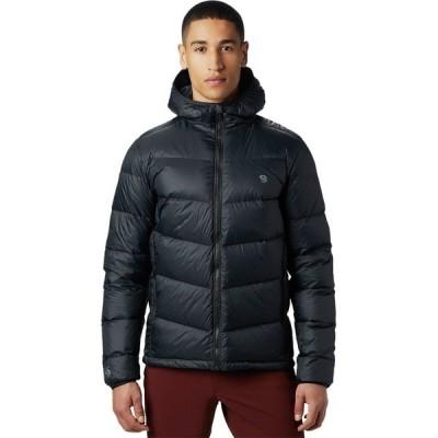 マウンテンハードウェア ジャケット&ブルゾン メンズ アウター Mt. Eyak Down Hooded Jacket - Men's Black