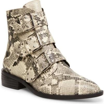スティーブン ニューヨーク STEVEN NEW YORK レディース ブーツ ブーティー シューズ・靴 Hazan Studded Booties Natural Multi
