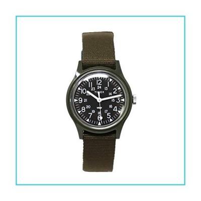 タイメックス TIMEX 腕時計 日本限定 TW2T33700 camper オリジナルキャンパー 29mm (オリーブ)【並行輸入品】