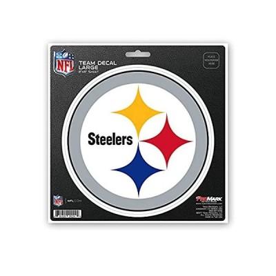 特別価格NFL Pittsburgh Steelers Unisex Pittsburgh Steelers Decal Die Cutpittsburgh 好評販売中