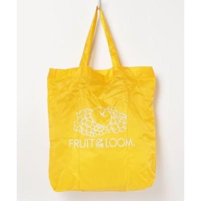 トートバッグ バッグ 【W】【FRUIT OF THE LOOM】FTL PACABLE TOTE BAG