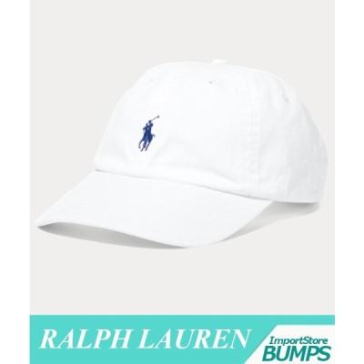 ポロ ラルフローレン  キャップ/帽子/ハット  メンズ  コットン  チノ  ポニー  ベースボール  フリーサイズ  アメカジ 新作 RL