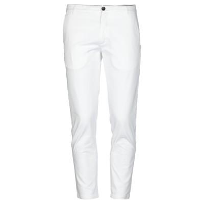 デパートメント 5 DEPARTMENT 5 パンツ ホワイト 32 コットン 97% / ポリウレタン 3% パンツ