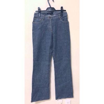 セオリー小さいサイズストレートジーンズ0