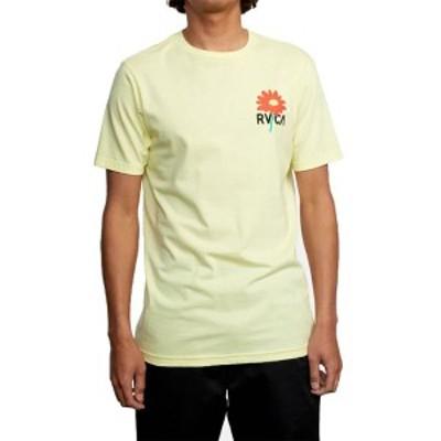 ルーカ メンズ Tシャツ トップス Breakout Short-Sleeve Shirt Bright Yellow