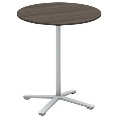 コクヨ品番 MT-VE9HP81MG5-E 会議テーブル ビエナ 固定円形天板 ハイタイプ塗装脚 W900xD900xH1000 ビエナ