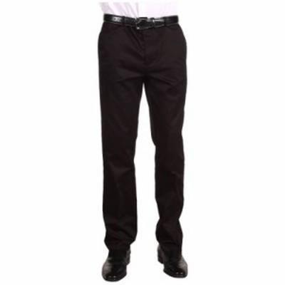 カルバンクライン その他ボトムス・パンツ Slim Fit Refined Twill Pant Black