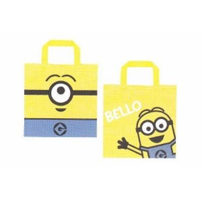 【ミニオンズ】スクエアランチバッグ【フェイス】【ミニオン】【ユニバーサル】【ユニバ】【映画】【ランチバッグ】【カバン】【バッグ】