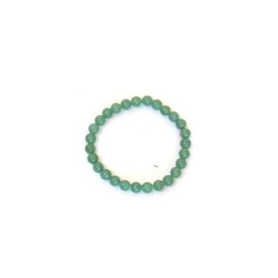 パワーストーンブレスレット 天然石 アベンチュリオン パワーブレスレット f-lb353