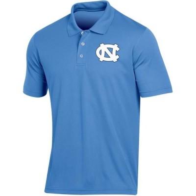 メンズ 衣類 ポロシャツ Men's Russell Athletic Carolina Blue North Carolina Tar Heels Classic Fit Synthetic Polo