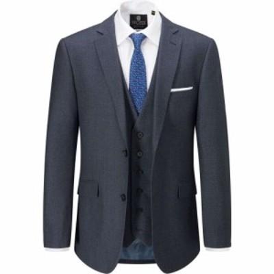 スコープス Skopes メンズ スーツ・ジャケット アウター Tailored Harcourt Suit Jacket Navy