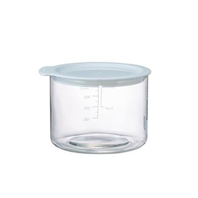 ハリオ(HARIO) ビネガーズ フードコンテナ 400mL│保存容器 ガラス保存容器 東急ハンズ