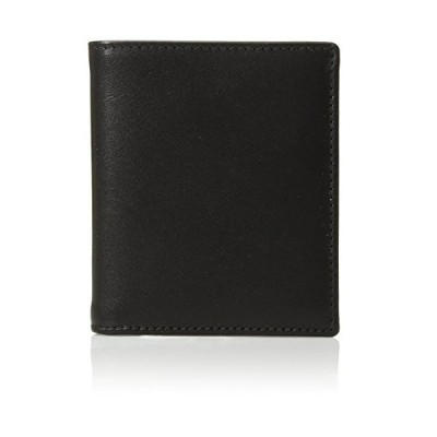 Ettinger Men's Sterling Mini Wallet with 6 Credit Card Slips .