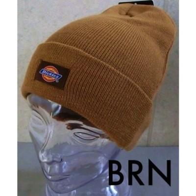 (店内商品2点以上ご購入で送料無料) DICKIES ニットキャップ ニット帽 ニットビーニー