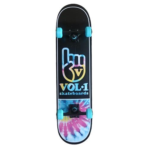 "Vol.1 Dye Solids Black Complete 8.0"" 整組板/限《 Jimi 》"