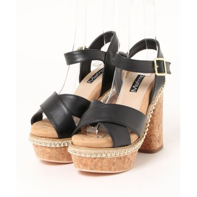 Parade ワシントン靴店 / 【厚底】チャンキーヒール ストラップサンダル 443 WOMEN シューズ > サンダル