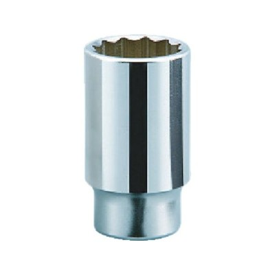 19.0sq.ディープソケット(十二角) 19mm KTC B4519-2285