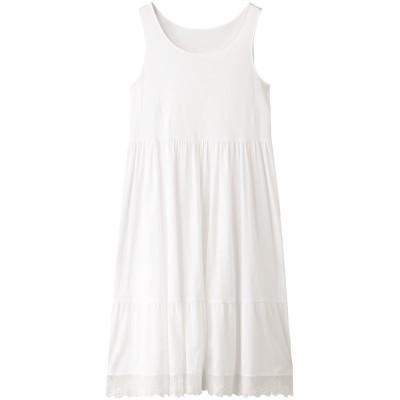 nanadecor ナナデェコール ペチコートドレス レディース ホワイト M