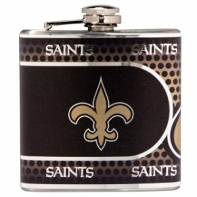Great American Products ゲット アメリカン プロダクツ スポーツ用品  New Orleans Saints Silver 6oz. Stainless S