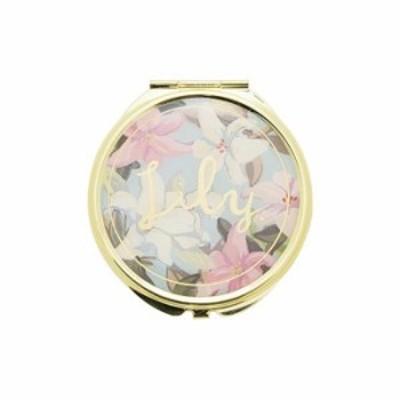 FLOWERING フラワーリング ミラー Lily グリーン GMR0075-GR