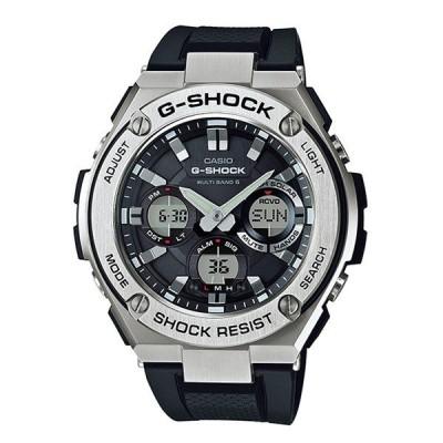 カシオ Gショック メンズ G-STEEL GST-W110-1AJF 腕時計