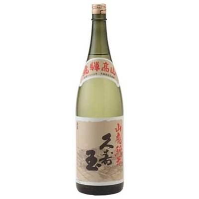 日本酒 久寿玉 山廃純米 1.8L 1800ml x 6本(ケース販売)(平瀬酒造 岐阜県)