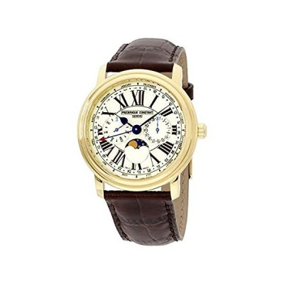 Frederique Constant Classics Quartz Movement White Dial Men's Watch FC-270E