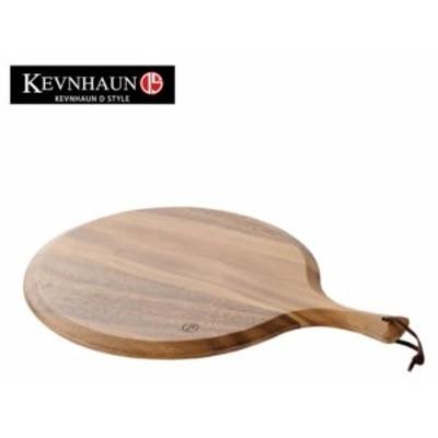 ケヴンハウンDスタイルシリーズラウンドカッティングボード&モーニングトレイ アカシア製長さ400×幅300 7190500_RP_1415