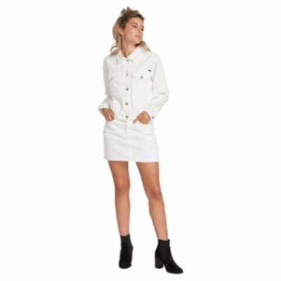 volcom ボルコム ファッション 女性用ウェア ジャケット volcom fix-it-denim