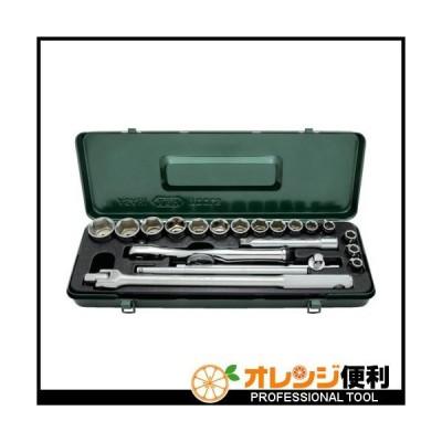 旭金属工業 ASH レボウェイブ6角ソケットレンチセット12.7□×21PCS VJS4251 【855-0870】