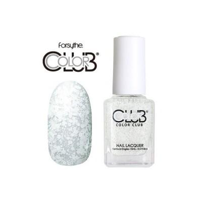 マニキュア ネイル フォーサイス カラークラブ D132 Snow Flurry ラメ グリッター 【forsythe COLOR CLUB】